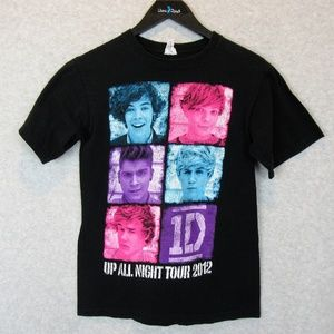 One Direction Up All Night Tour T Shirt